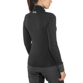GORE WEAR Light Thermo Shirt Damen black
